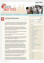 MOH Health Matters by Mr Khaw Boon Wan - 18 December 2010