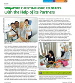 mosAIC Feature on SCH Move - September 2013 Issue